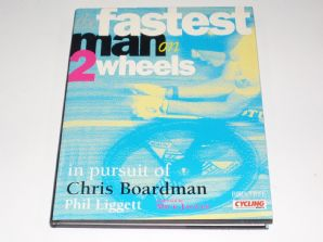 FASTEST MAN ON 2 WHEELS In Pursuit Of Chris Boardman (Liggott 1994)